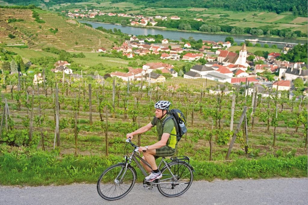 Radtouren und Mountainbiking