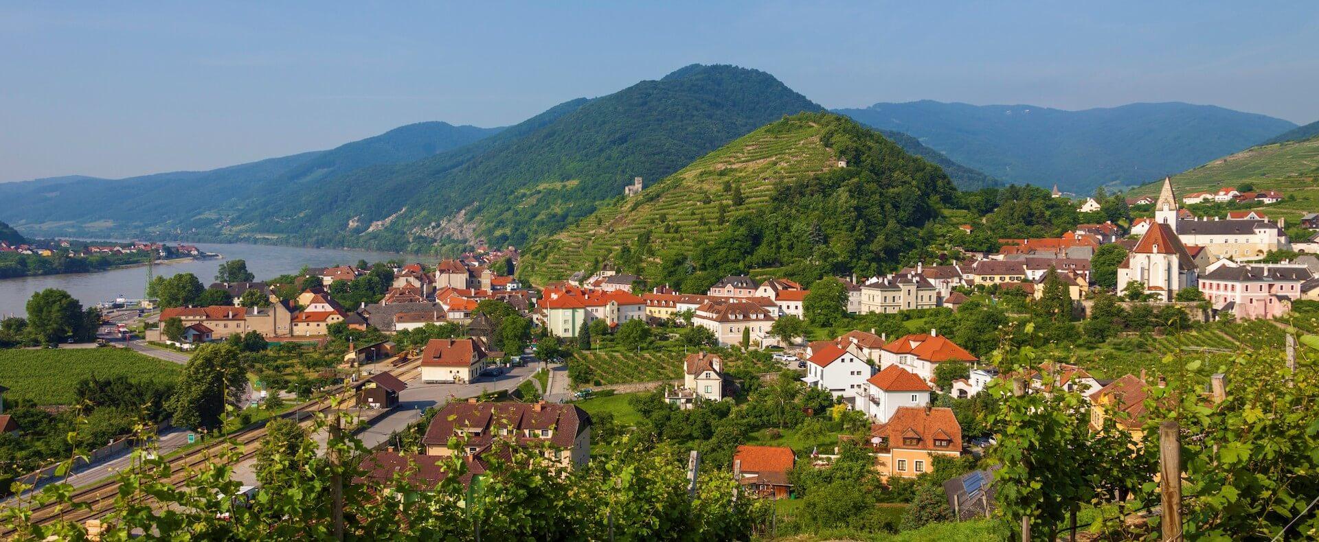 Spitz an der Donau Wachau