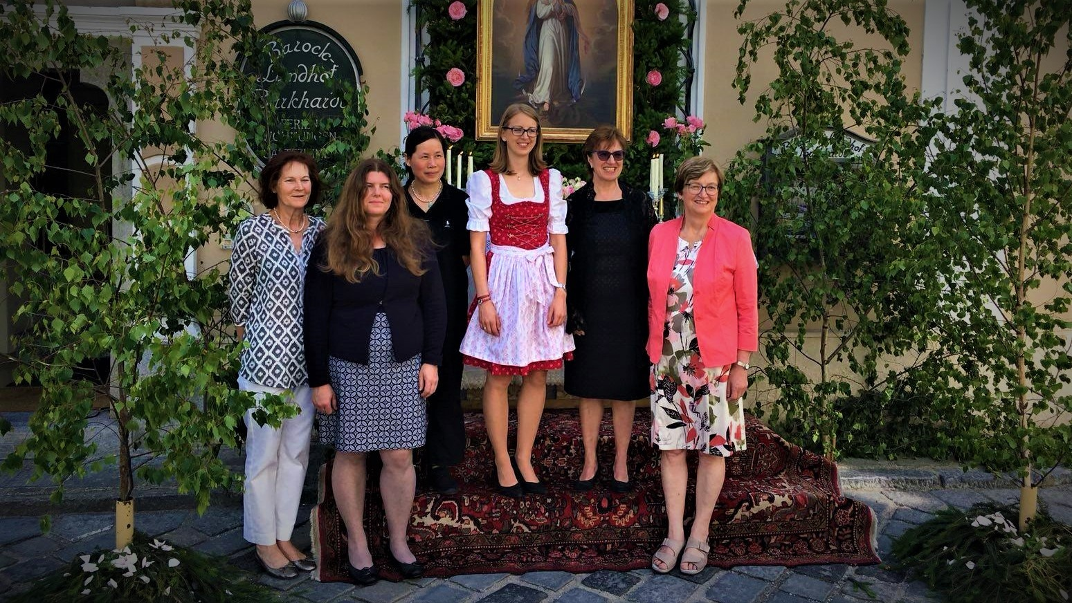 Barock - Landhof Burkhardt Hotel Team