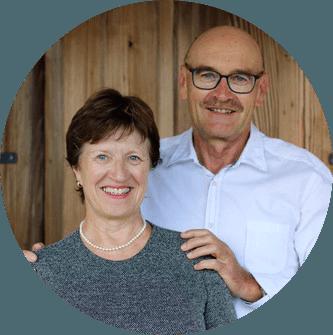 Gisela und Michael Burkhardt