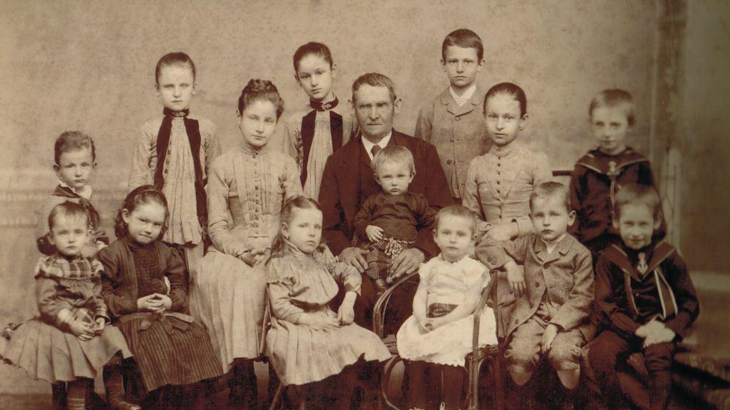 Familienchronik 1900